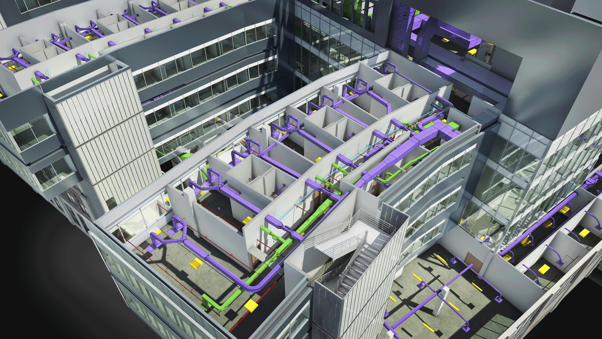 BIM opérationnel, Synthèse Architecturale