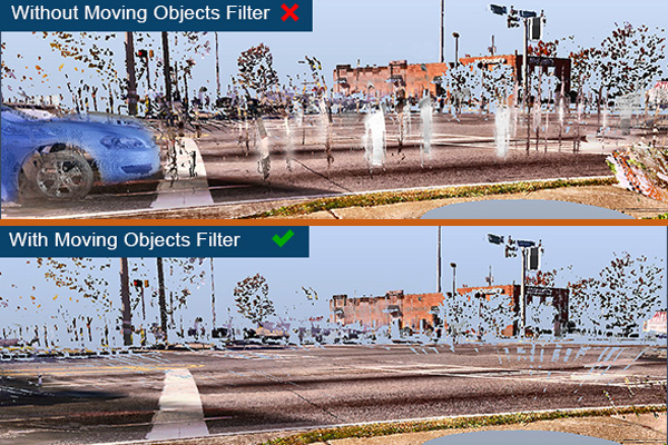FARO Objects Filter
